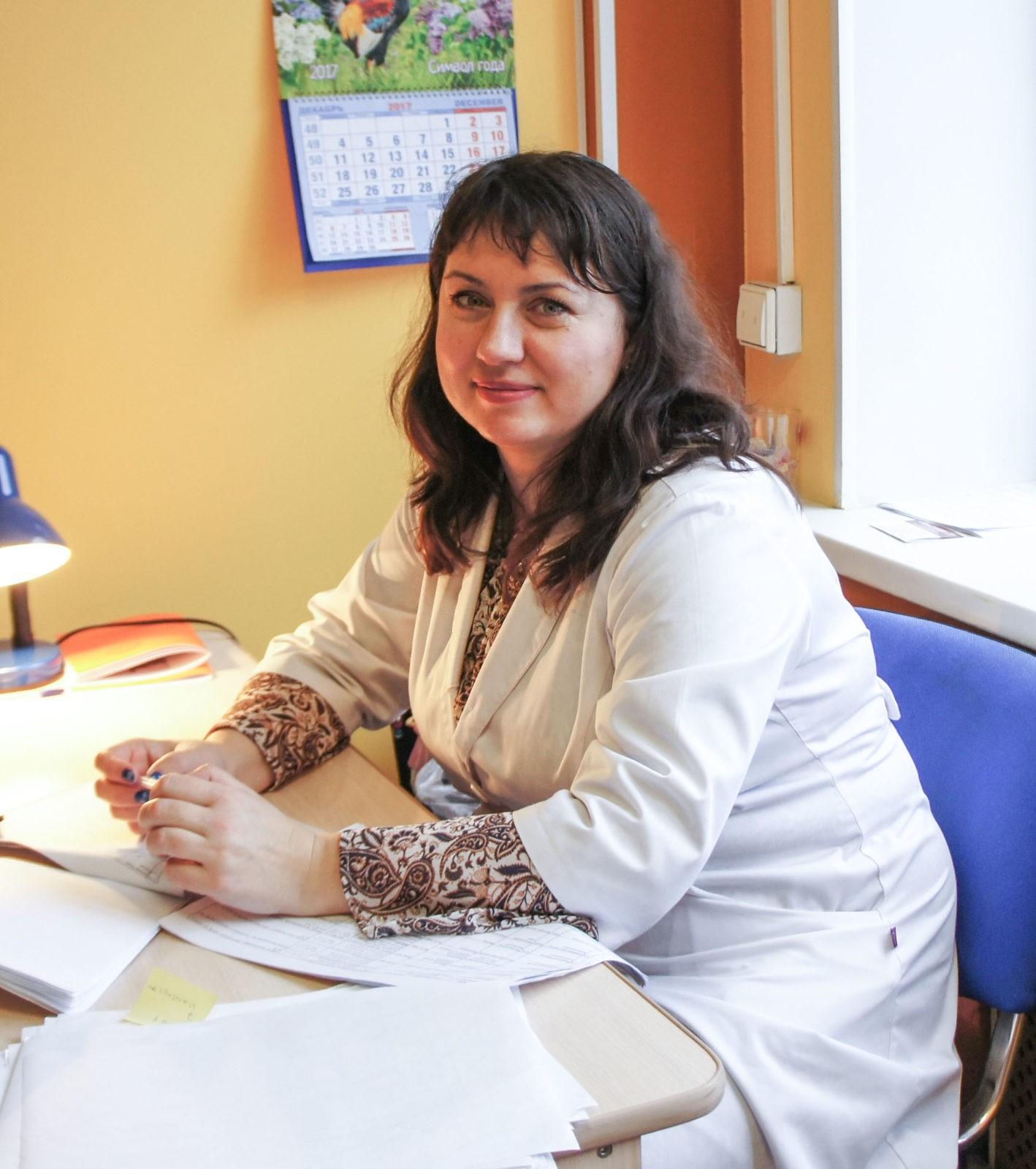 Семакова Елена Владимировна