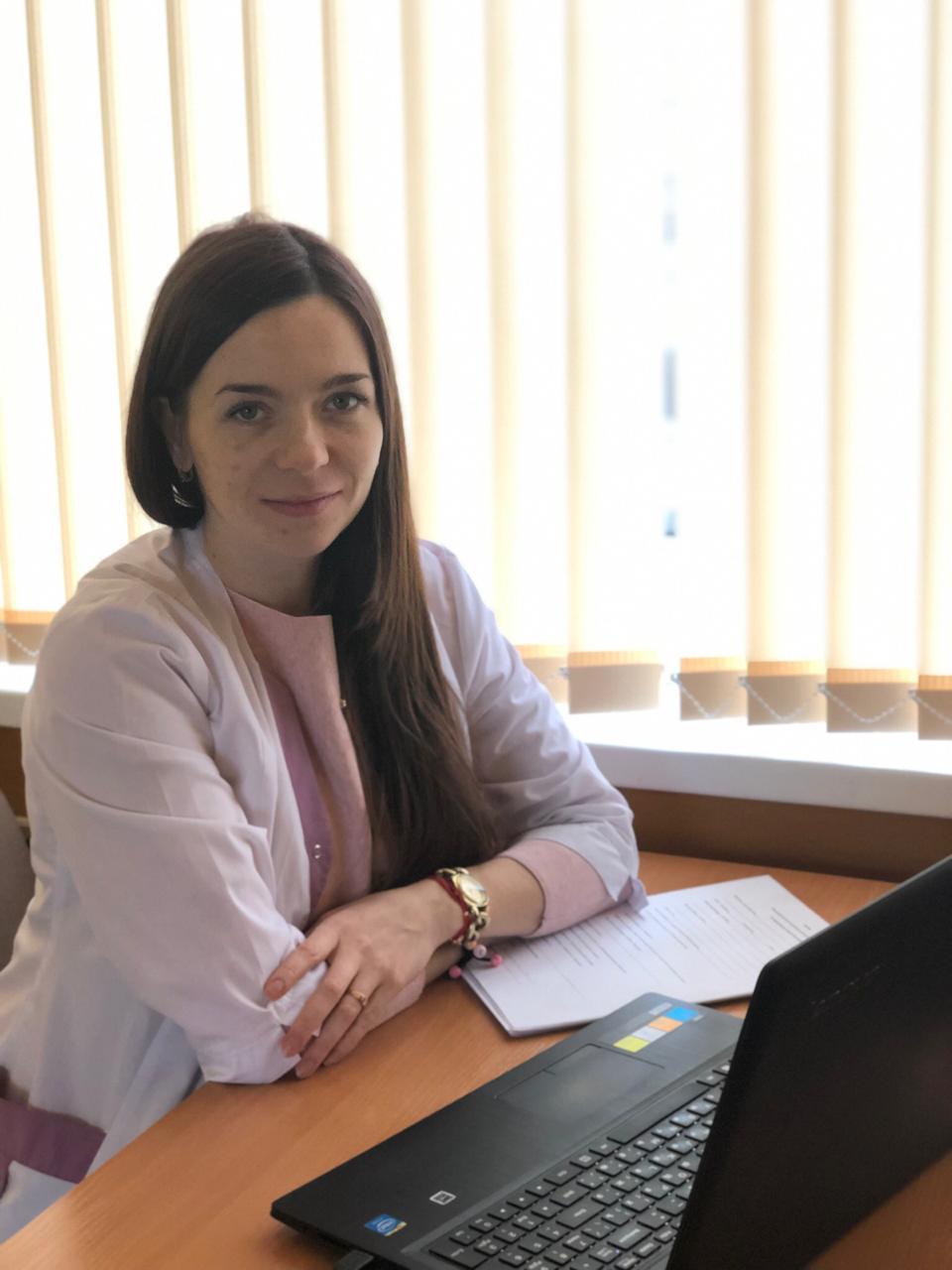 Дорогавцева Ольга Игоревна